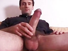 engulfing a large french dad amateur