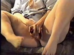 younger bbw masturbating