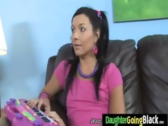 watching my daughter fucked by black monster 6