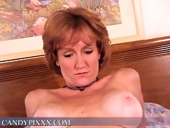 hot mother getting cock to engulf and fuck