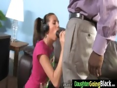 young daughter with nice a-hole fucked by a dark