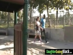 youthful white beauties butt jiggles on darksome