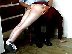 a spanking from daddy