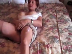 older wife gets pounded by younger rod