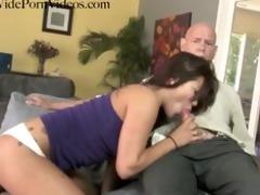 asian bitch wants stepdad