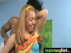 young daughter gets pounded by big dark cock 5