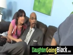 black monster fucks my daughter young bawdy cleft
