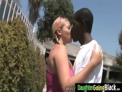 black weenie and a diminutive chick 20