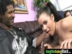 tight youthful teen takes large black cock 10