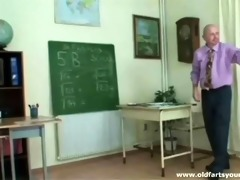 a cruel teacher