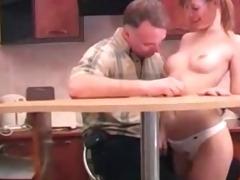 dad copulates his sons girlfriend