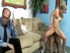 young pretty blondie avy scott enjoys big dark