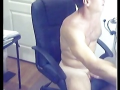 ripped hawt hairy dad shoots loan
