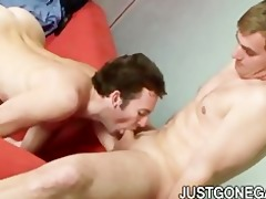 bushy dude craves a dilf