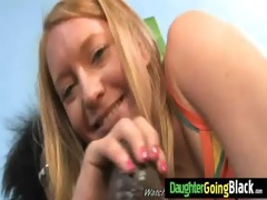 hawt young daughter get fucked hard by darksome 4