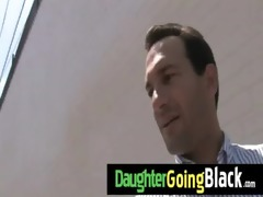 biggest black rod copulates my daughter legal age